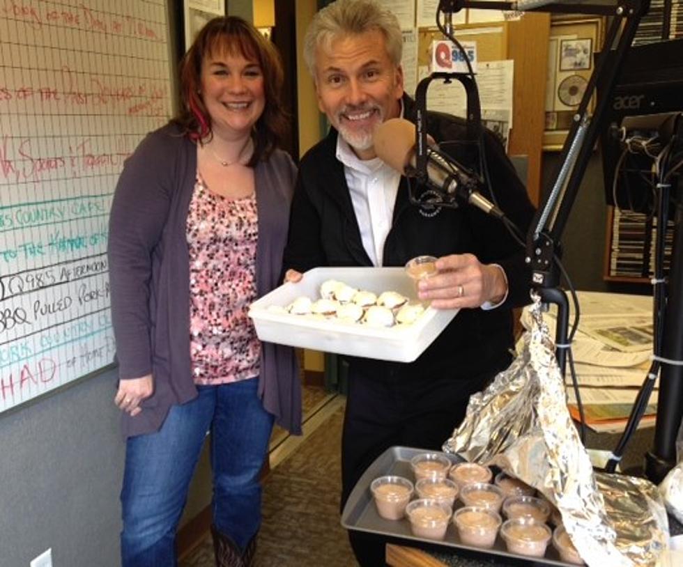 Rumchata Muffins and Pudding Shots