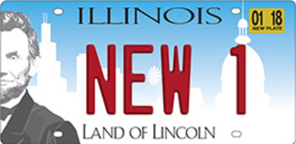 Illinois is Revising Our License Plates AGAIN