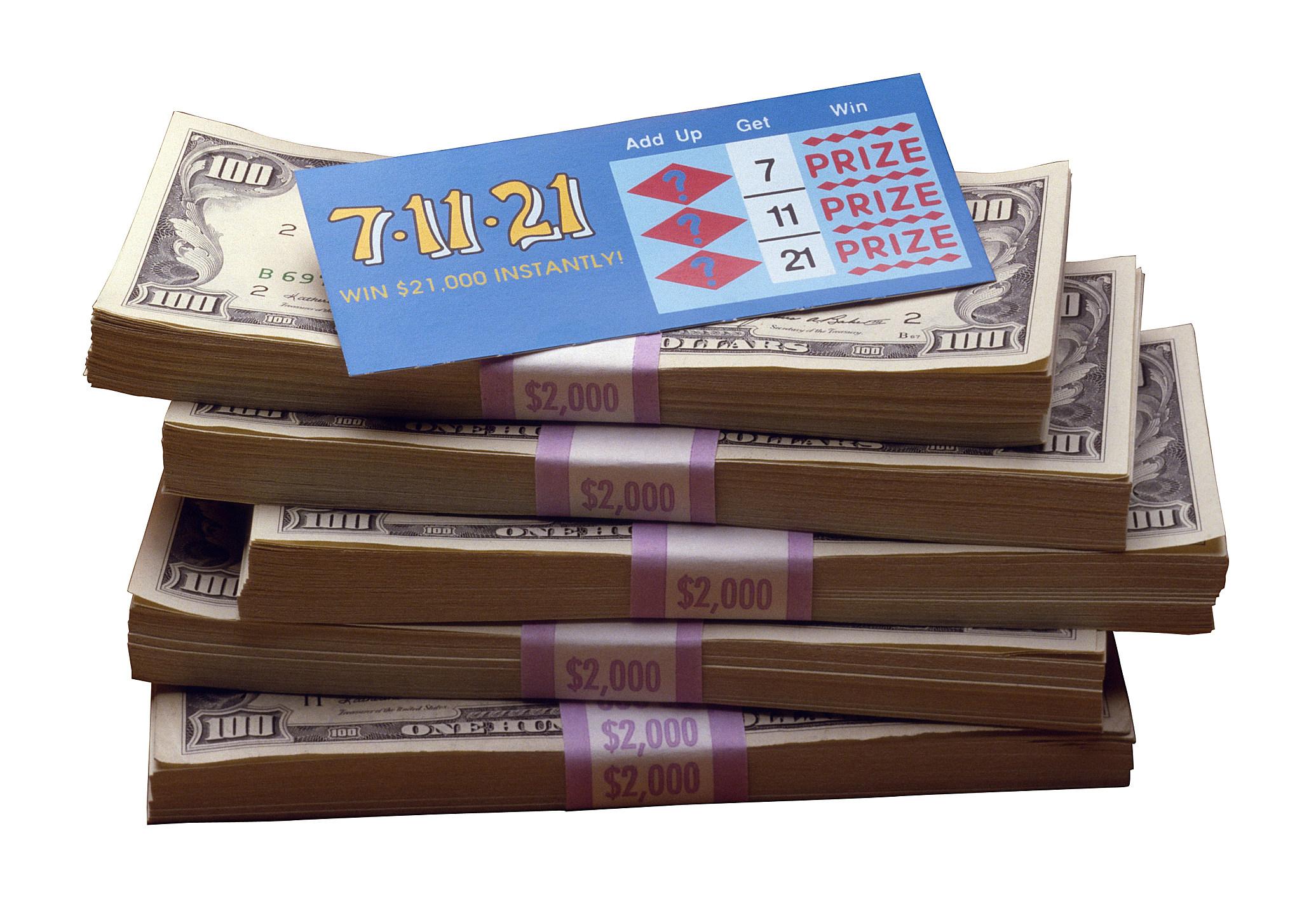 Unclaimed Winning Lotto Ticket Sold In Rockford Worth $350K