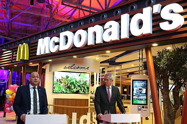 Midway airport dumping mcdonalds and 20 other restaurants for Arredamento low cost on line