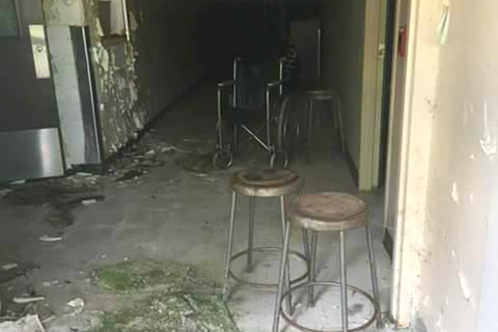 Photos Of Abandoned Singer Mental Health Center In Rockford