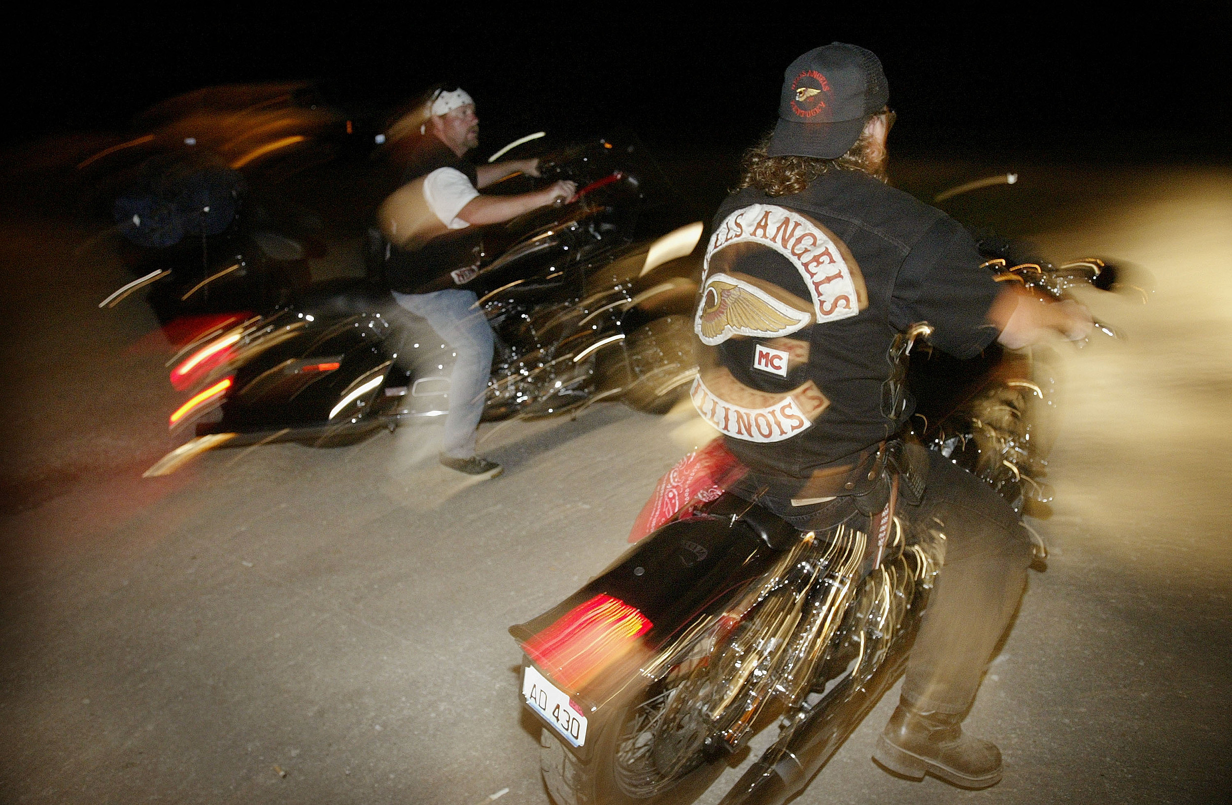 Hells Angels Lose Rockford Clubhouse