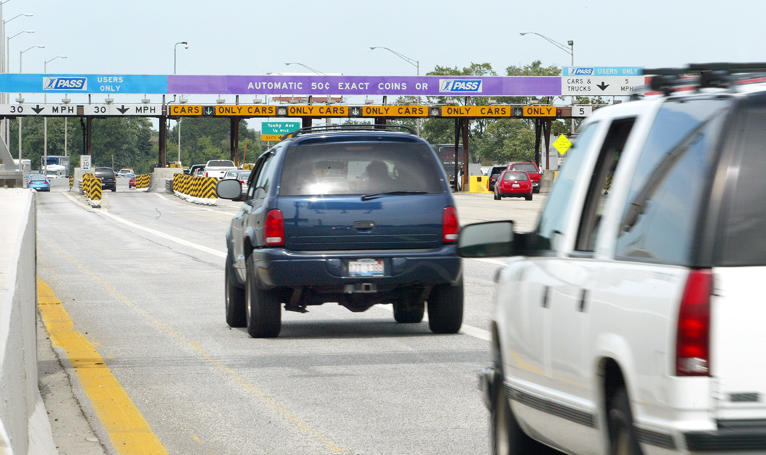 Missed A Toll? No Worries, Illinois' Tollway Has You Covered