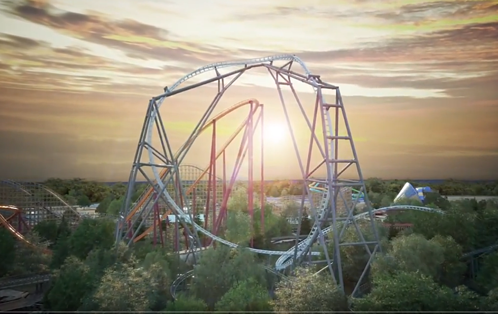 Six Flags Great America Is Stepping It Up With A New Ride In 2019