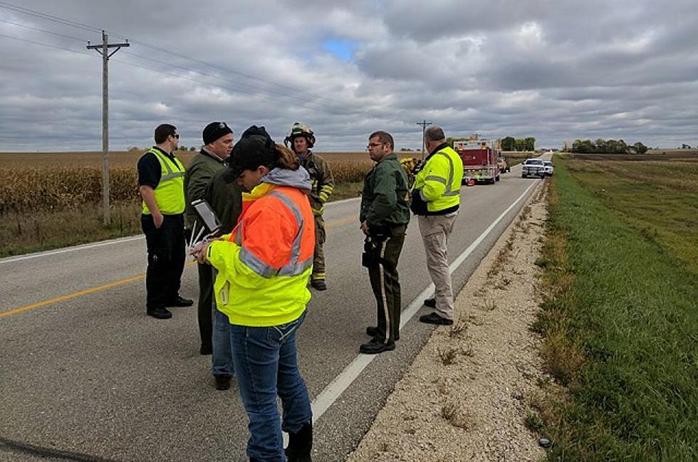 Shell Rock Woman Hurt In Butler County Crash [PHOTOS]