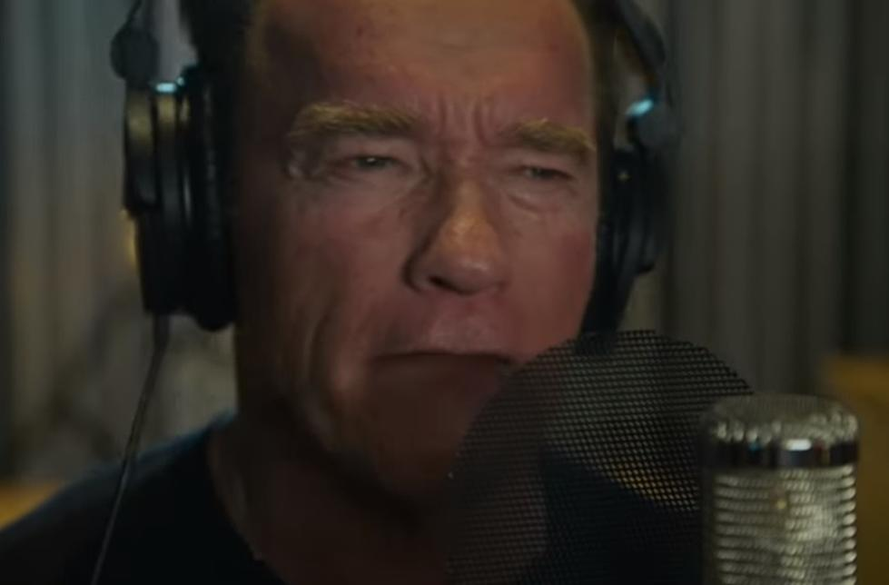 Watch Listen To Arnold Schwarzenegger Rap