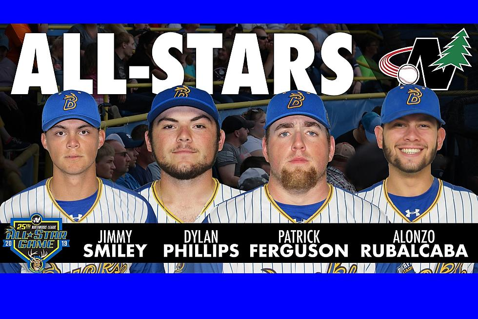 857d97df0 Four Bucks Players Chosen For Northwoods League All-Star Game