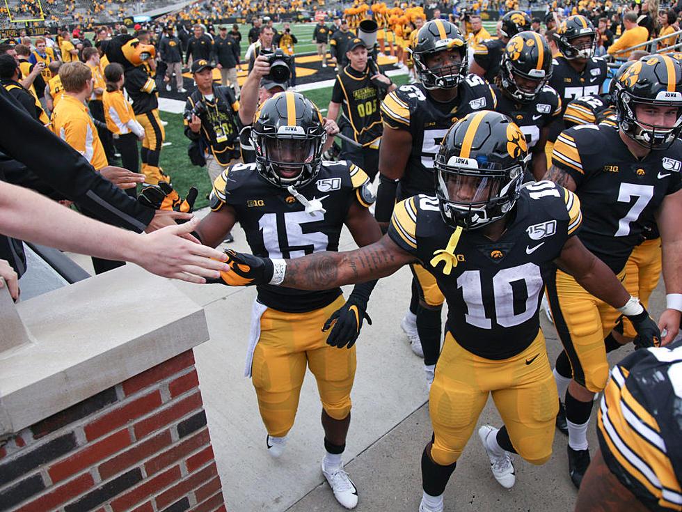 Iowa Hawkeyes Football Schedule Released
