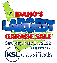 Idaho's Largest Garage Sale