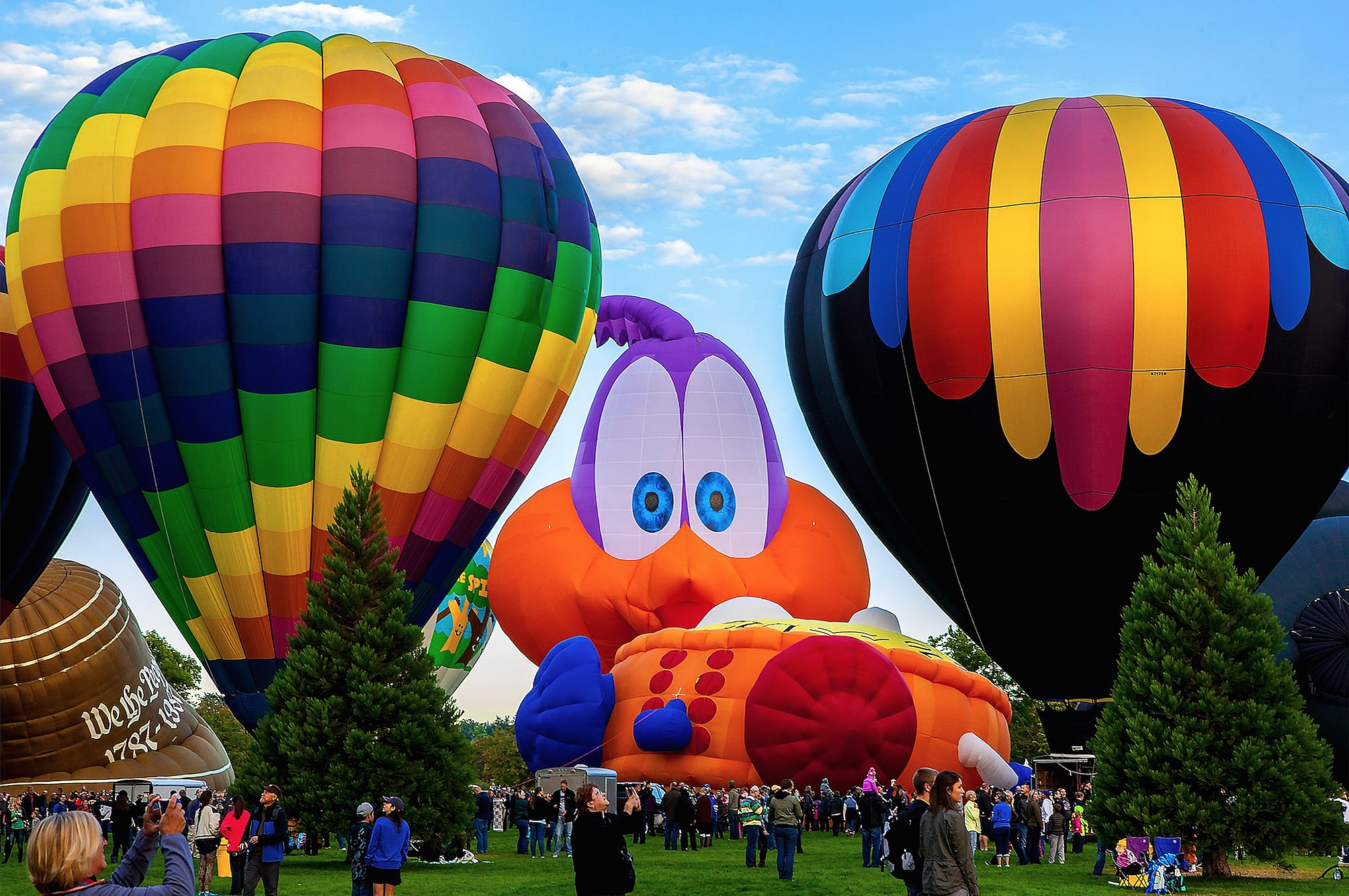 Spirit of Boise Balloon Classic 2018 -- Schedule of Events | Spirit