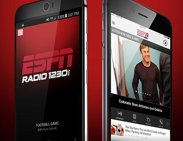 Introducing: The 1230 ESPN Mobile App | 1230 ESPN