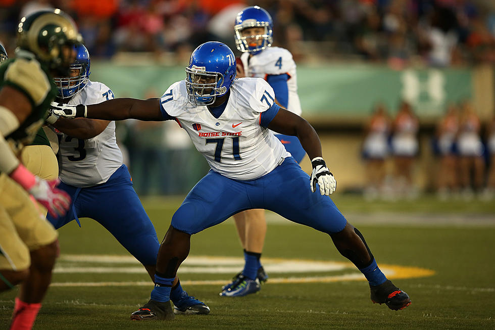 save off 3497a b52f0 Boise State Player Drafted to the Seattle Seahawks