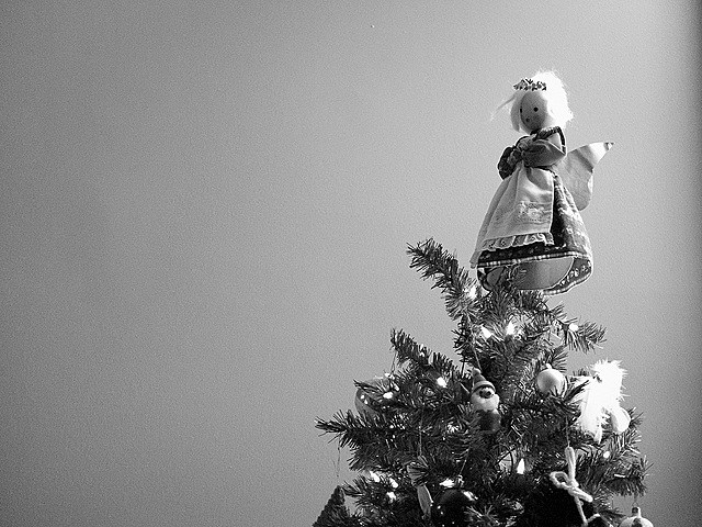 The Story Of How The Angel Tree Topper Came To Be Humor