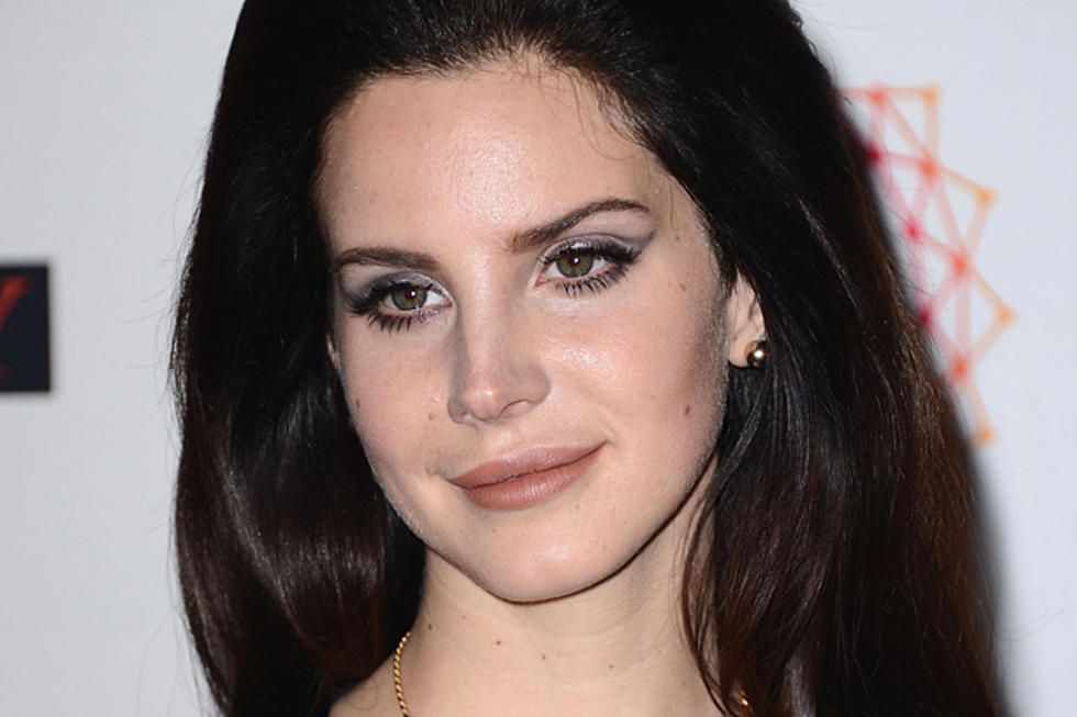 Lana Del Rey Releases 'The Great Gatsby' Theme Song [AUDIO]
