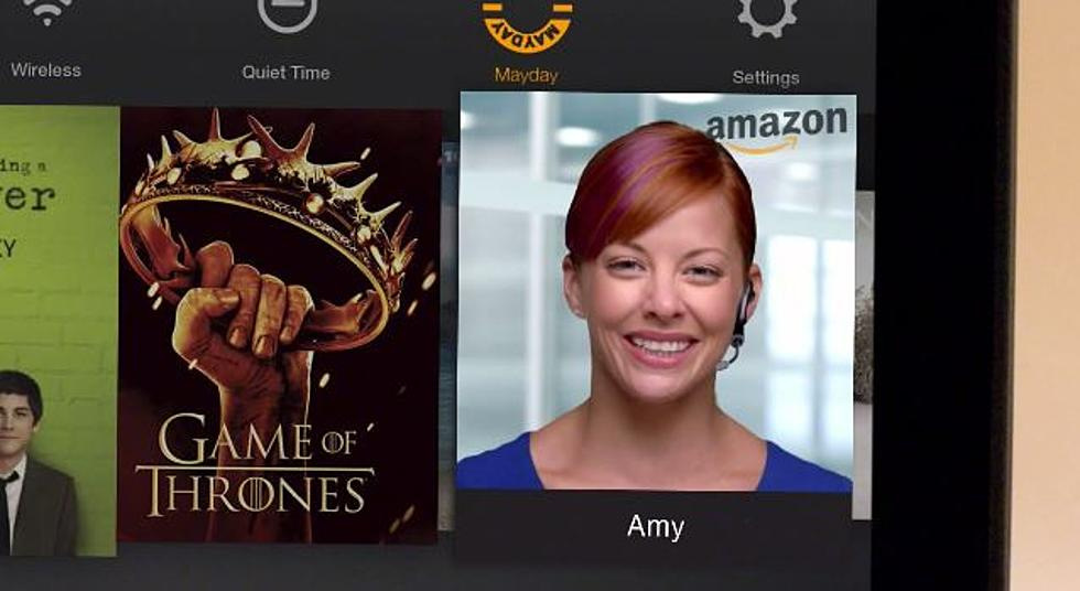Meet Amy From the Kindle Fire Commercials