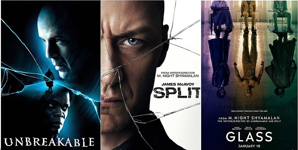 The 'UNBREAKABLE' Trilogy