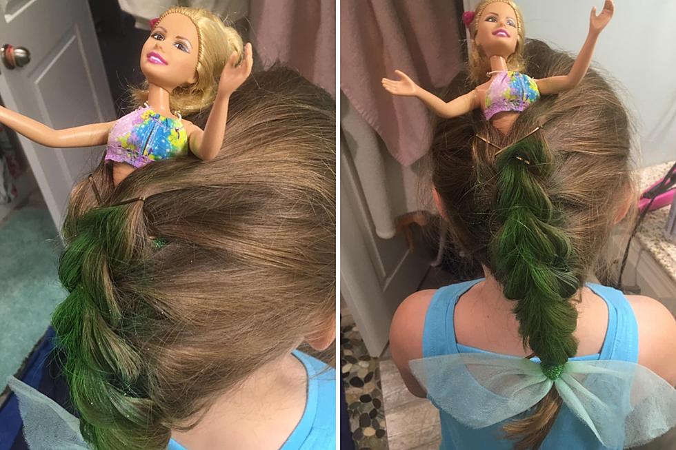 Fantastic Easy Mermaid Hair Style For Little Girls On Crazy Hair Day Schematic Wiring Diagrams Phreekkolirunnerswayorg