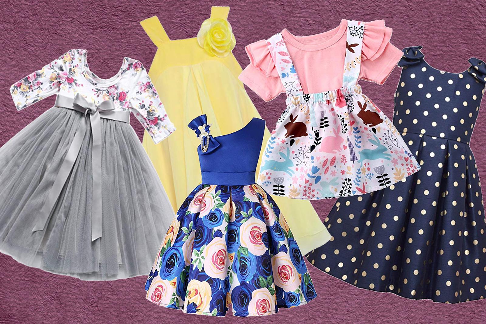 Sunny Fashion Girls Dress Sleeveless Halter Flower Multi Layer Chiffon