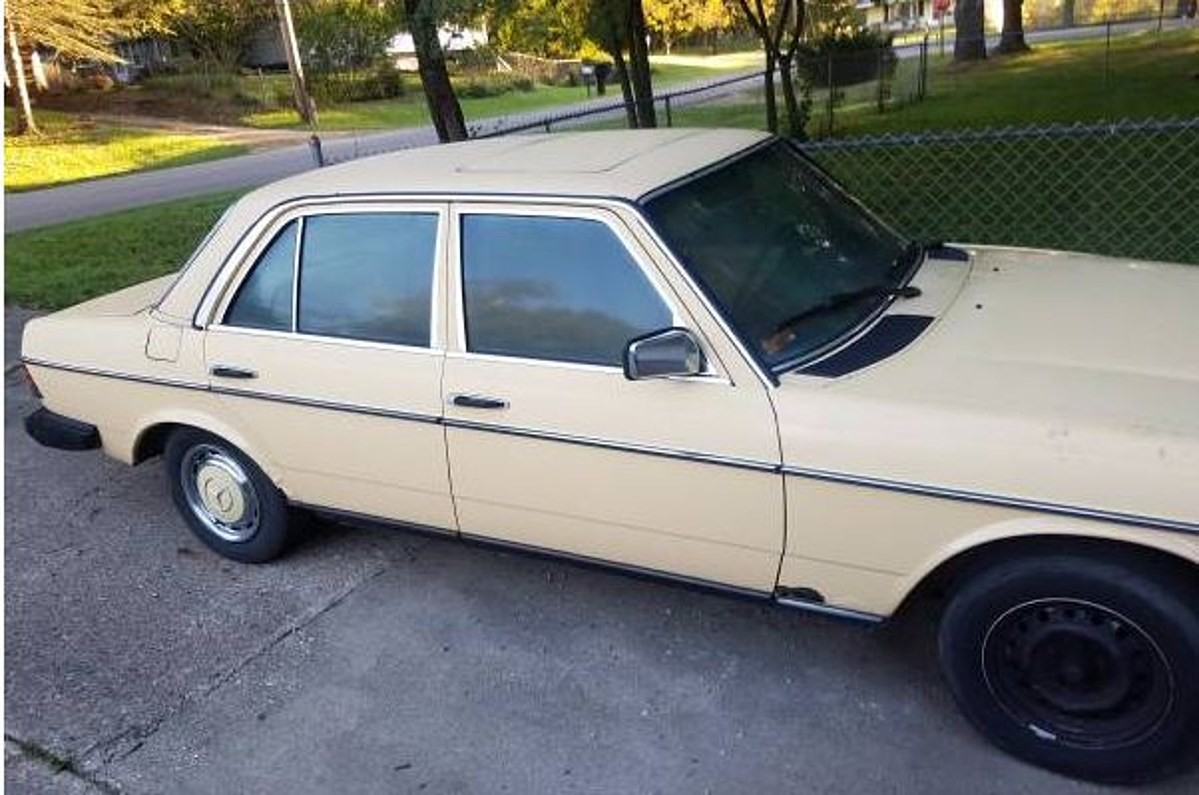 Five 80s Mercedes For Sale Right Now in Southwest Michigan