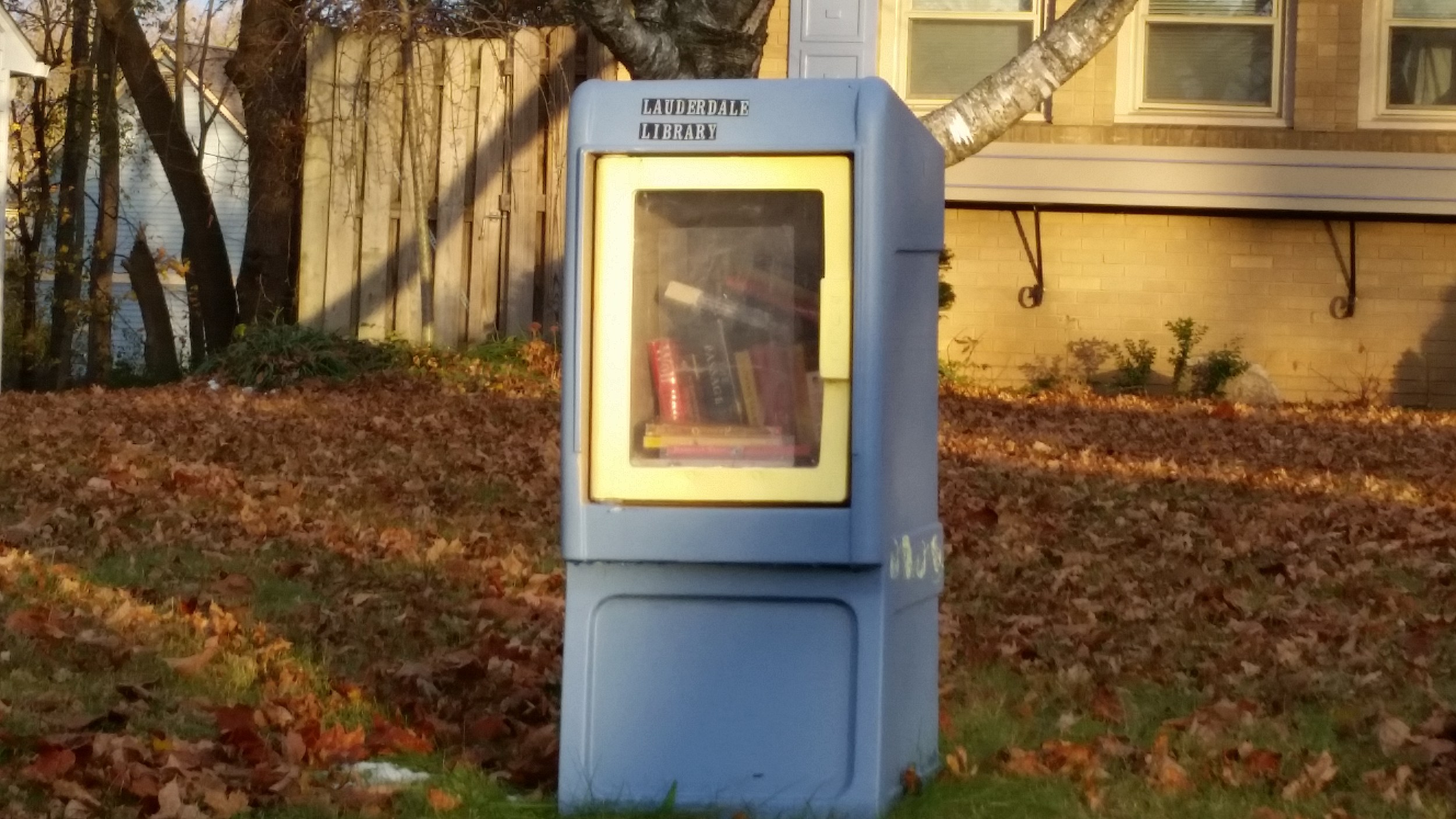 Little Free Libraries Growing In Kalamazoo