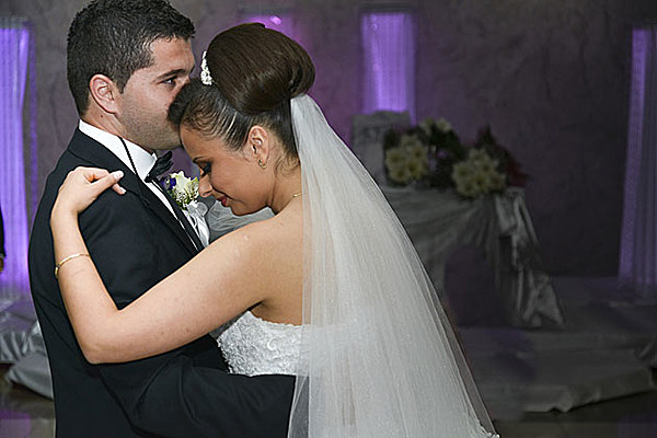 Can You Guess The Most Popular First Dance Wedding Song?