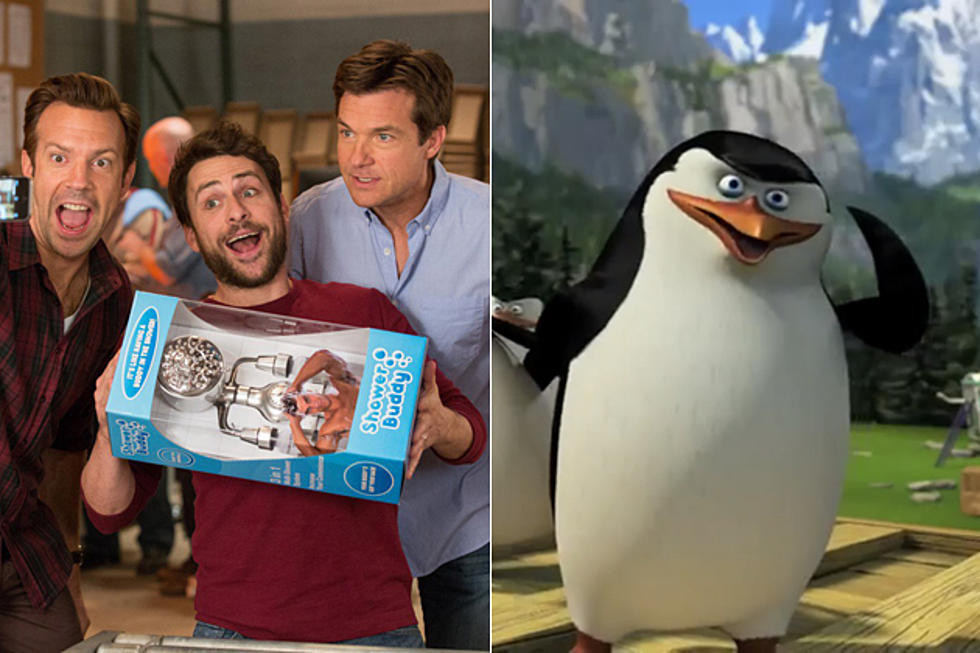 New Movies: 'Horrible Bosses 2,' 'Penguins of Madagascar'