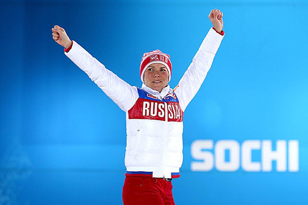 Winner of two bronze medals in the discipline of speed