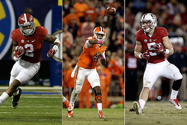 Who Should Win The 2015 Heisman Trophy Poll