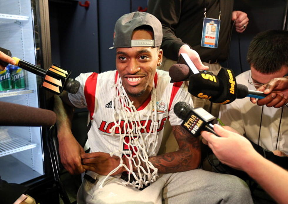 Louisville's Kevin Ware Recuperating Nicely from Ghastly Leg