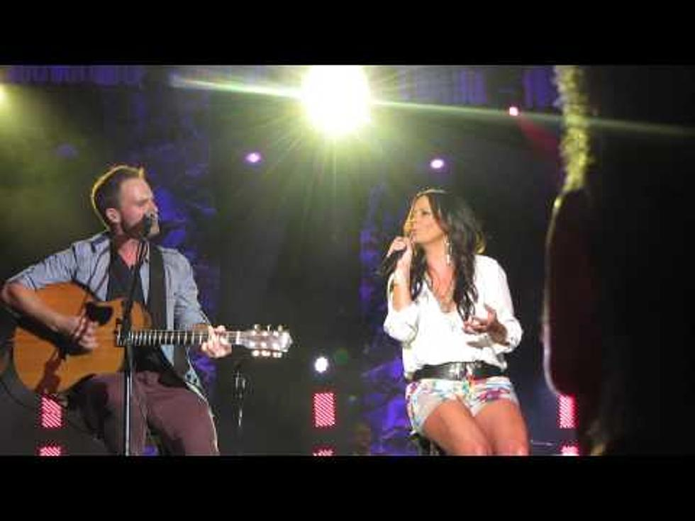 "Sara Evans Covers P!nk Song ""Just Give Me a Reason"" [Video]"