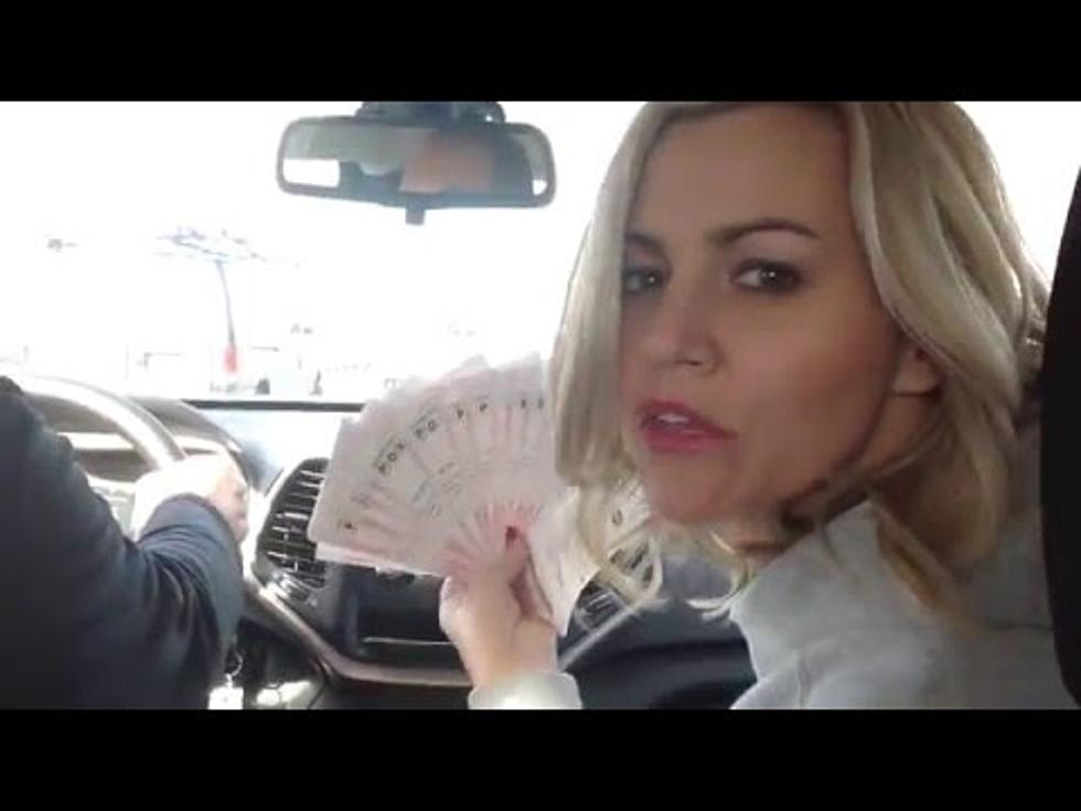 $1 5 Billion Dollar Powerball Jackpot: Chad & Jaclyn Hand