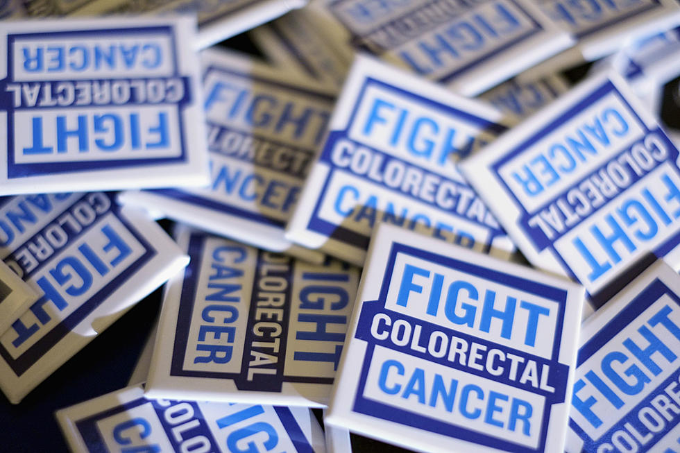 Wear Blue For National Colon Cancer Awareness Month