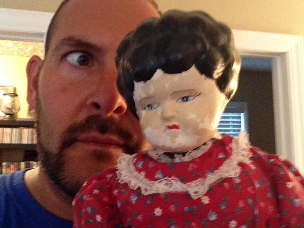Is Anyone Else Afraid of Really Scary Dolls? [Photos]