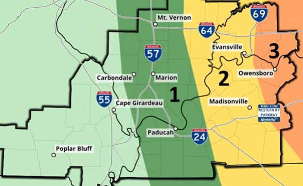 Severe Weather Risk for Friday in the Tristate