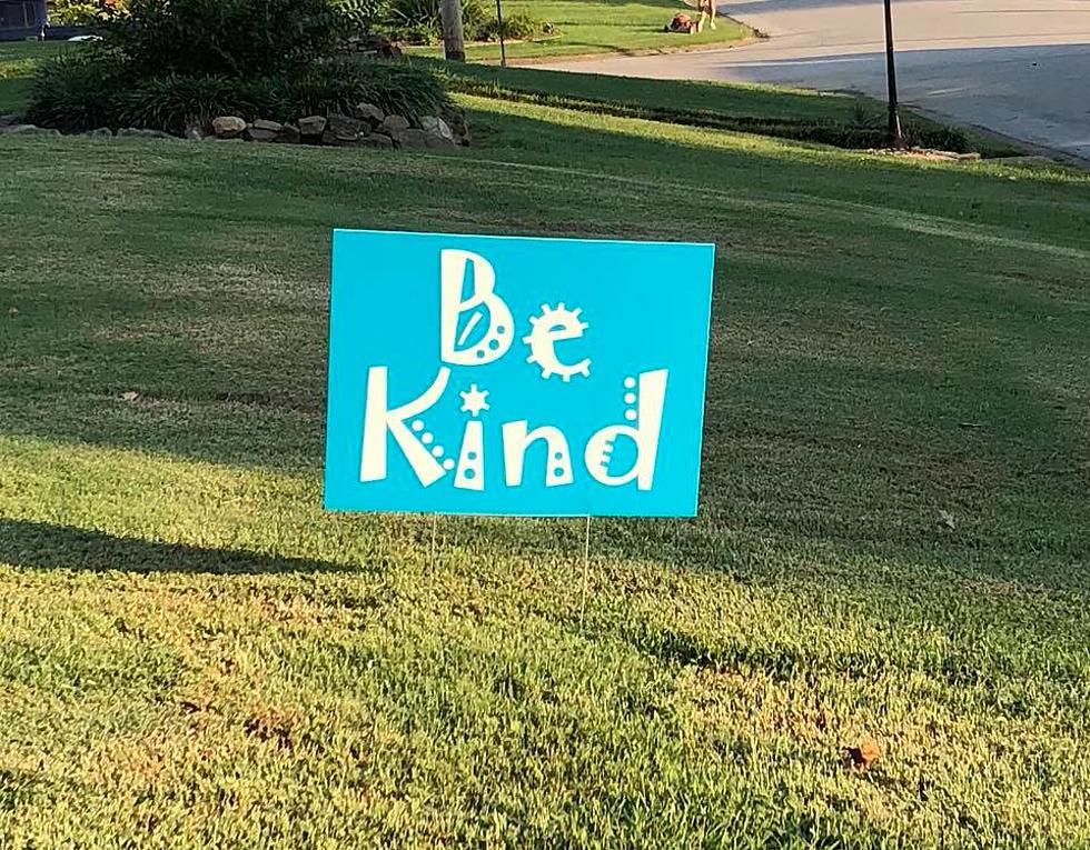 Image result for be kind sign