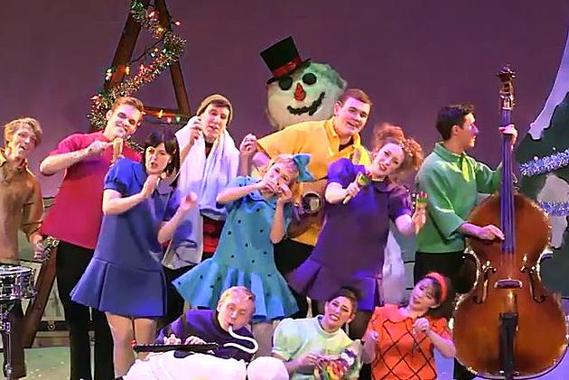 Youtube Charlie Brown Christmas Music.A Charlie Brown Christmas Coming To The Riverpark Center