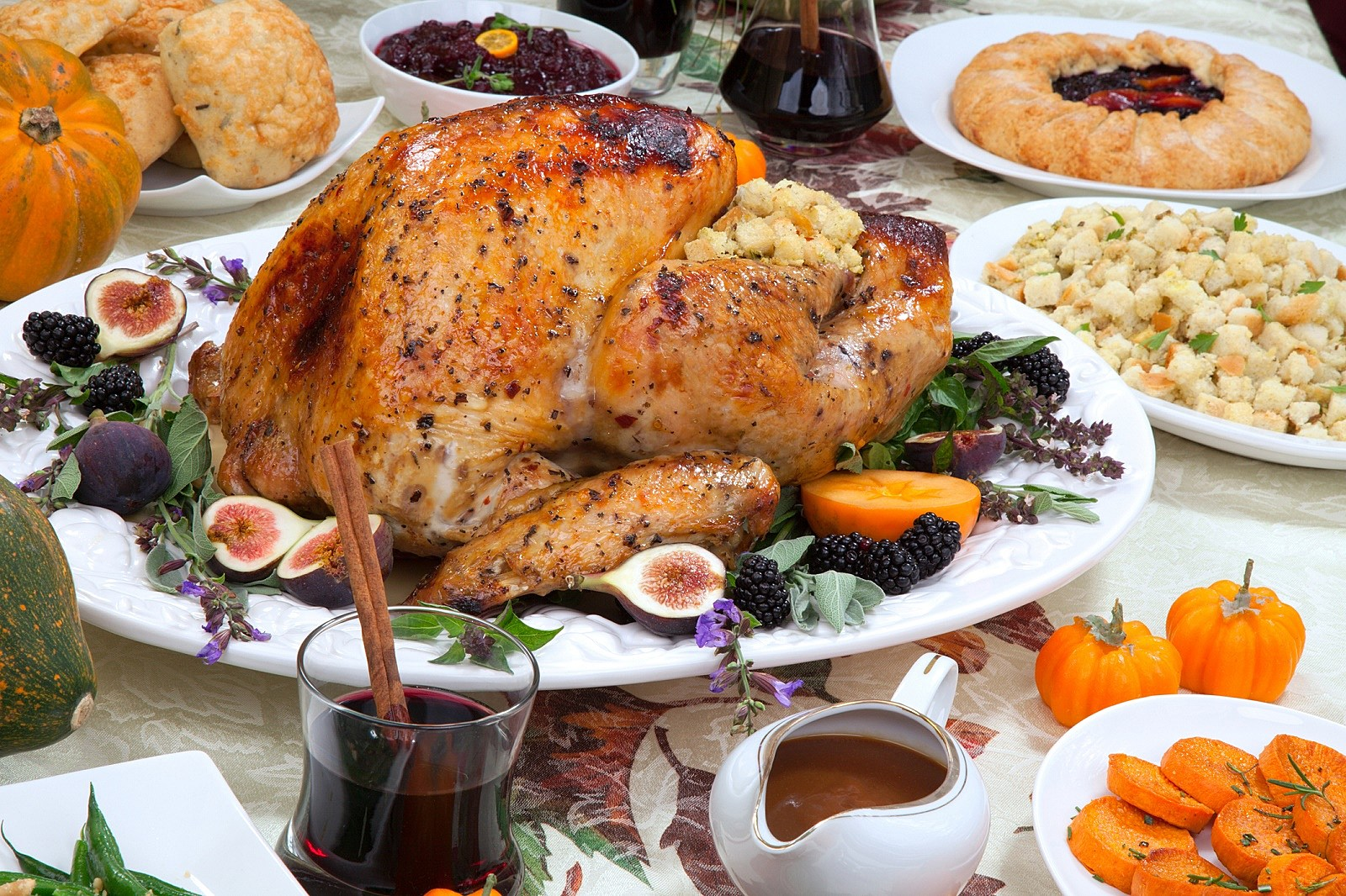 thanksgiving food pictures - HD 1200×800