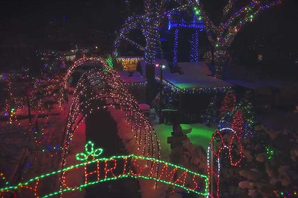 Pattis Settlement Christmas Lights 2020 Patti's 1880's Settlement on ABC's Great Christmas Light Fight