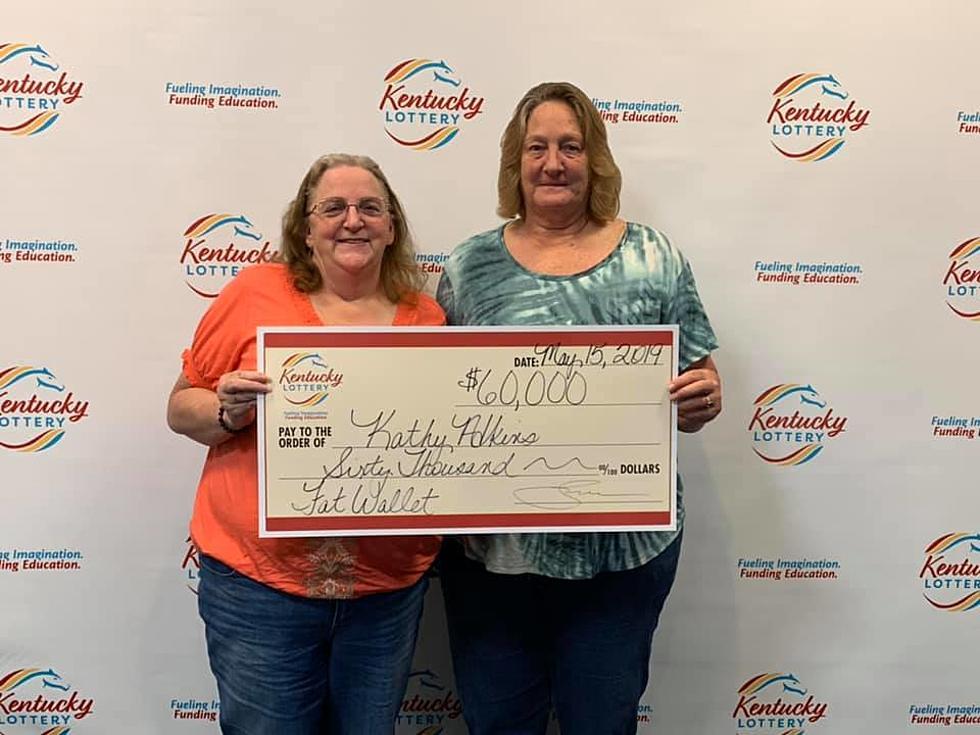 Owensboro Woman Wins $60,000 in Kentucky Lottery Scratch-Off