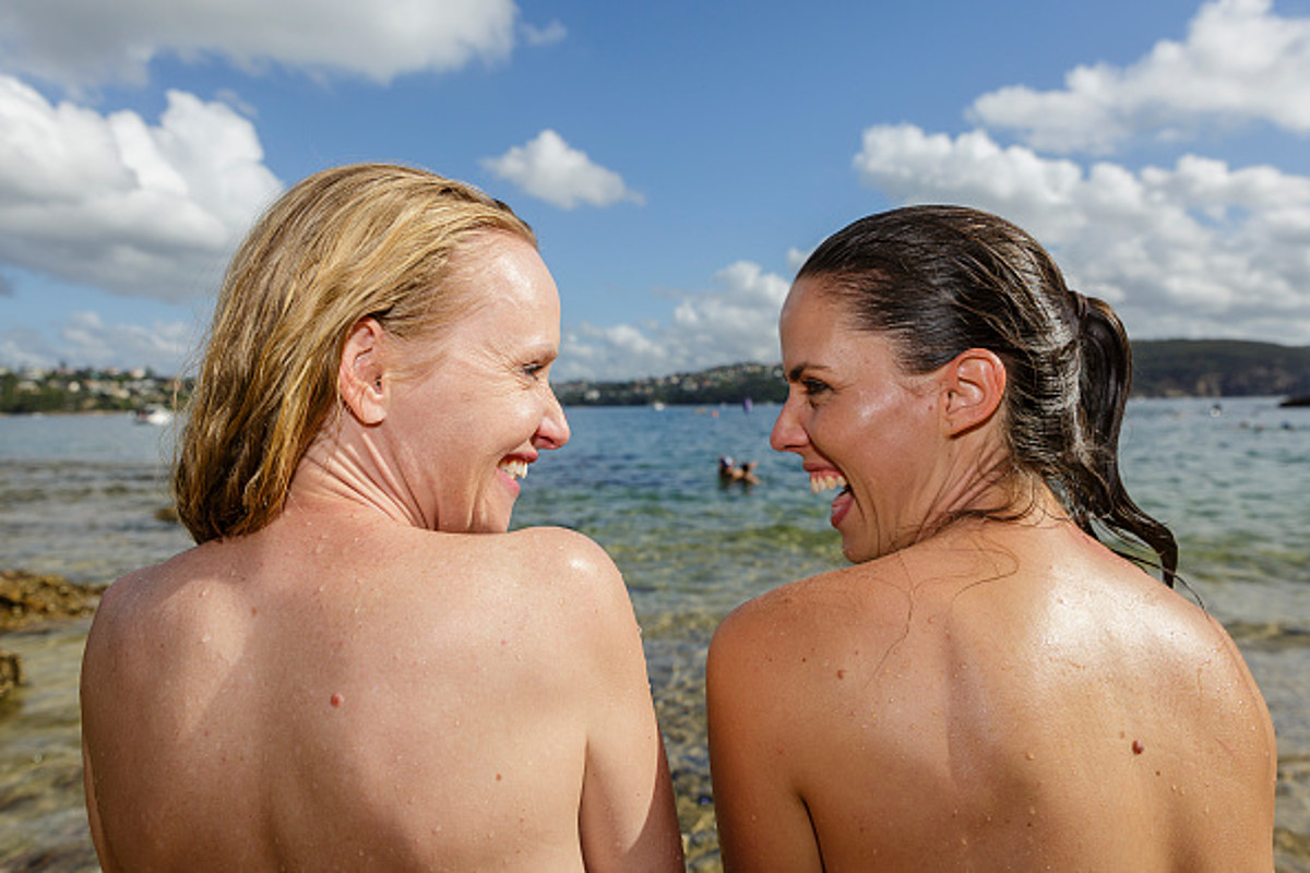 Where is the Closest Place to Vacation Naked? [PHOTOS]