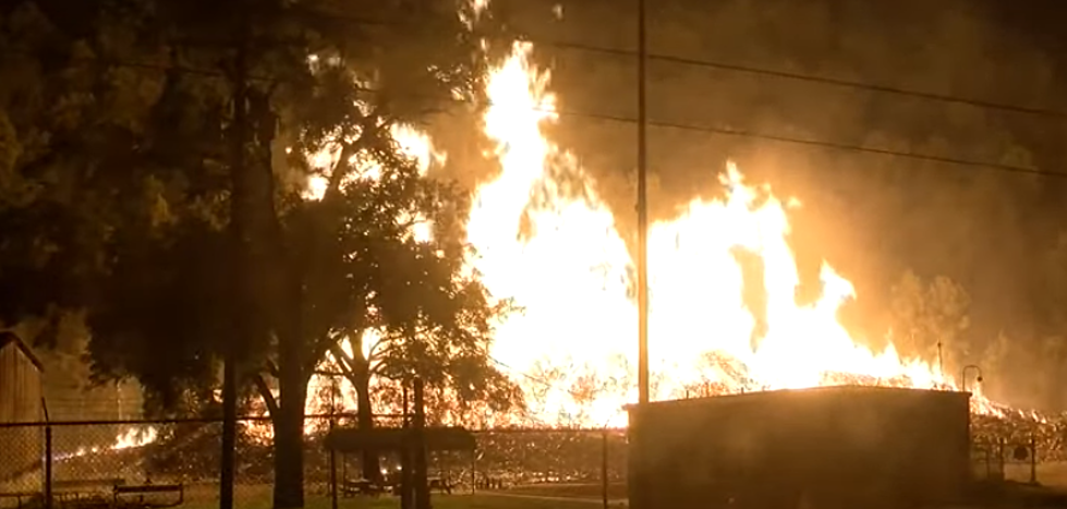 40,000 Barrels of Jim Beam Destroyed in Fire in Versailles