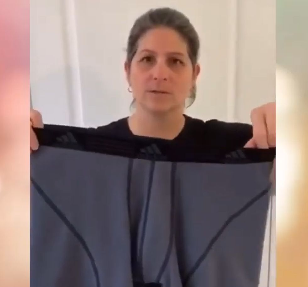 Woman Shares Video On How To Make A Mask W Men S Boxer Briefs