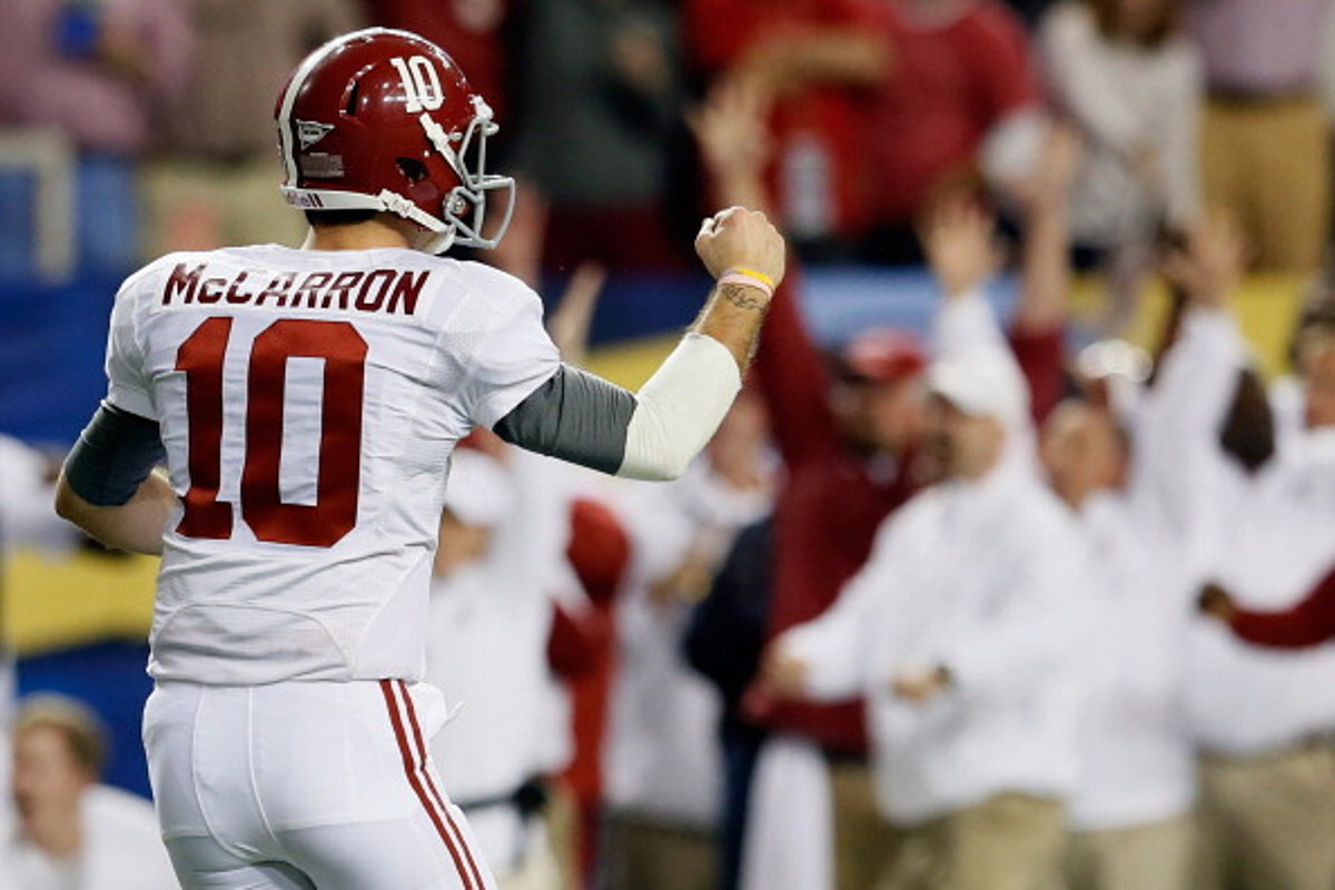 Alabama To Face Notre Dame In BCS Title Game VIDEO