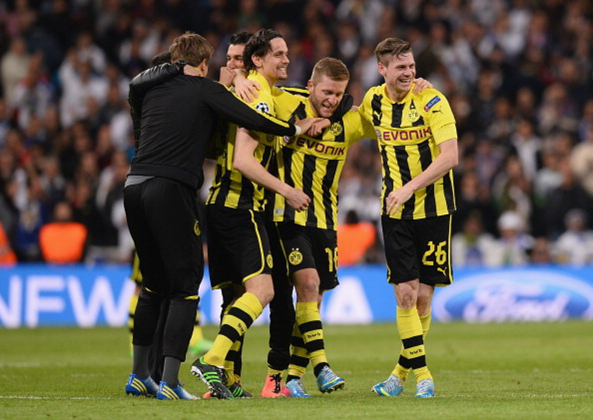 Champions League Dortmund Real