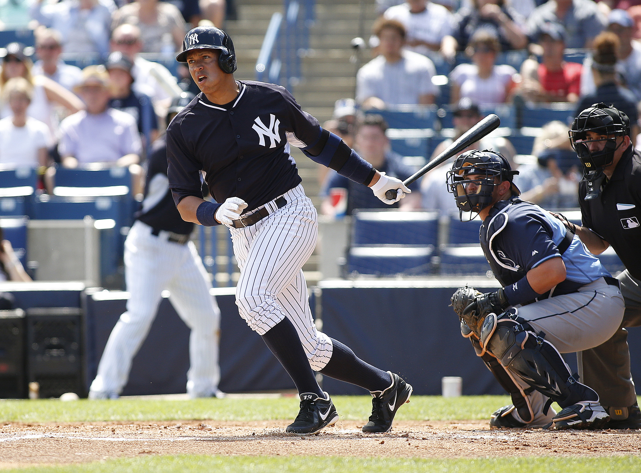 new concept dba93 042a7 An A-Bomb From A-Rod In Yankees Spring Training