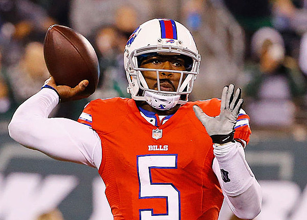 Why Did The Buffalo Bills Bench Tyrod Taylor?