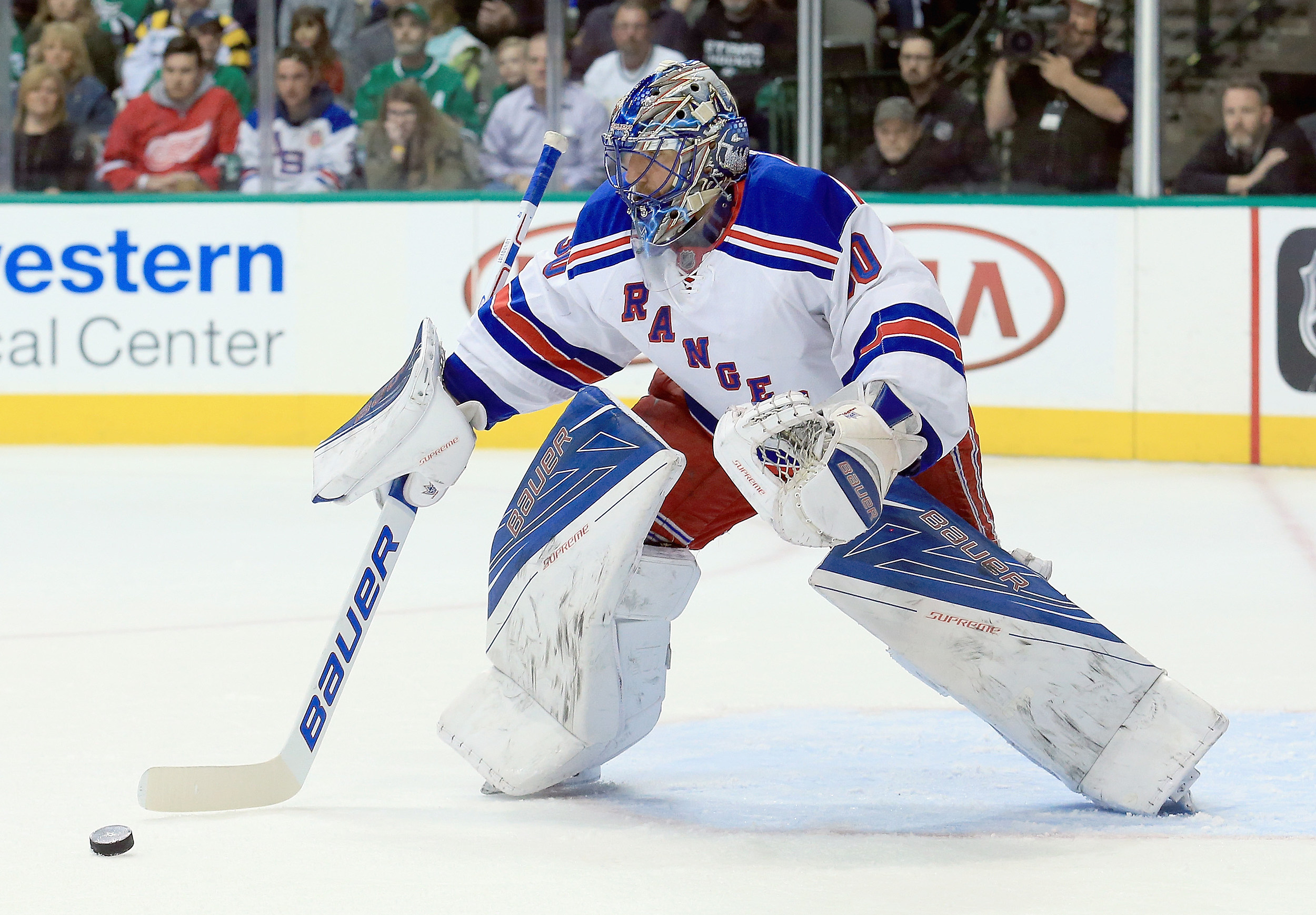 Henrik Lundqvist 104 5 The Team Espn Radio