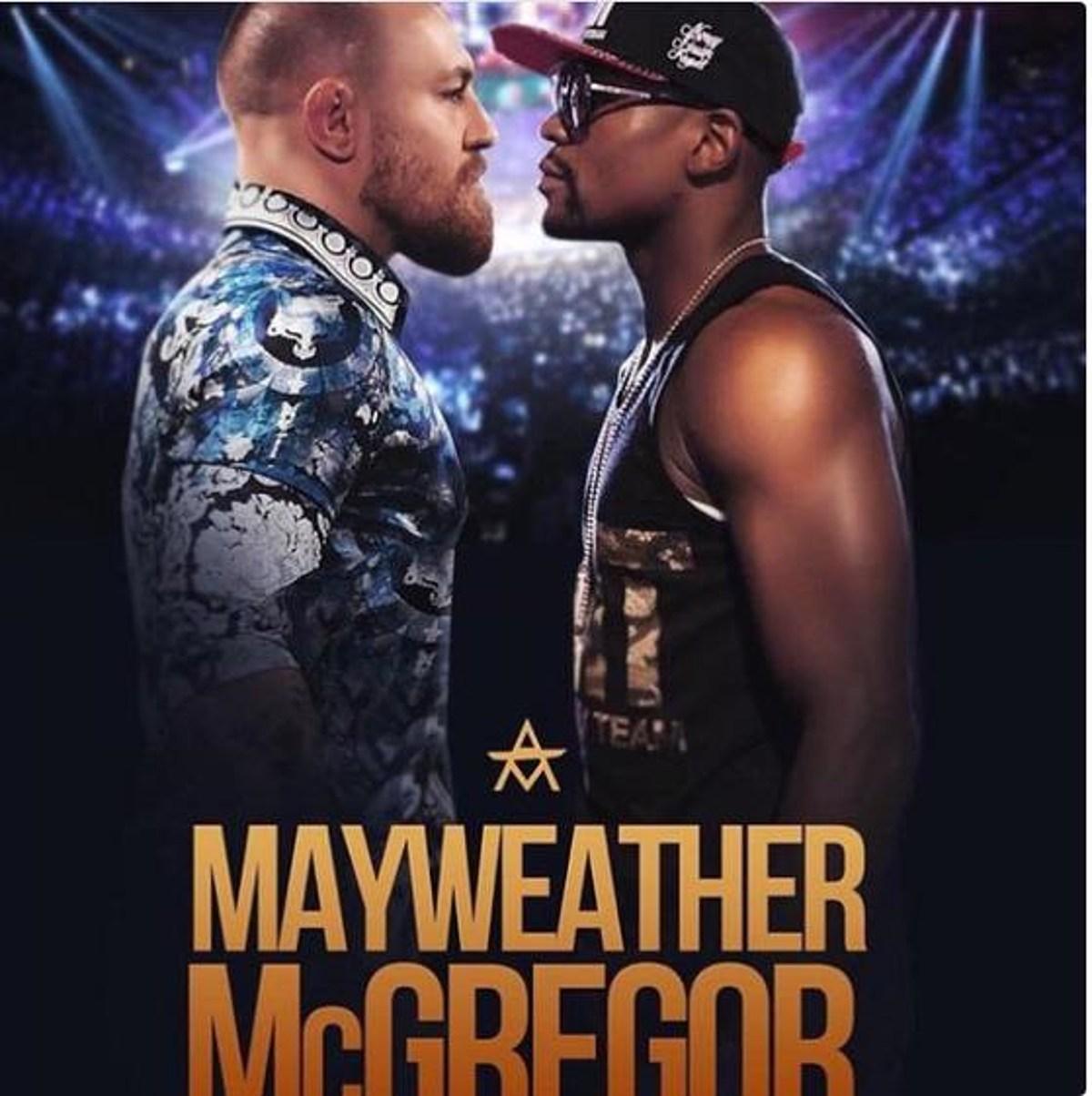 Mayweather Mcgregor Bet