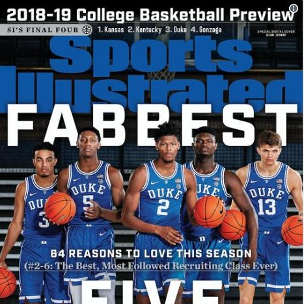 Is Zion Williamson The Most Hyped Up Athlete Ever?