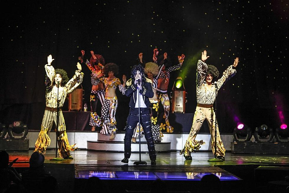 I AM KING The Michael Jackson Experience at the Victory Theatre